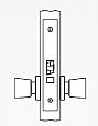 Arrow AM Series Non-Keyed Mortise Lock - Grade 1 - Passage