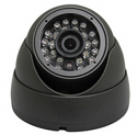 Analog High Definition Outdoor CCTV Dome Camera 960p