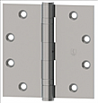 Hagar 4.5in x 4.5in Std Weight 8 Hole Ball Bearing Hinge - NRP