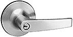 Yale-5400(LN) Double Cylinder Leverset-Grade 1 - Apartment-Exit-Public Toilet