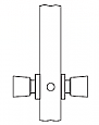 Arrow AM Series Non-Keyed Mortise Lock - Grade 1 - Double Dummy