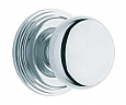 Yale Design Element Demi Round Door Knob - Dummy