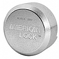 American Lock Hidden Shackle Padlock - A2000