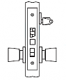 Arrow AM Series Single Cylinder Mortise Lock - Grade 1 - Office