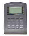 Proximity Card Reader with Keypad and LCD Panel