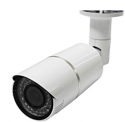 HD-TVI 960p Bullet Camera, 1.3 Megapixel CMOS - White or Grey Metallic