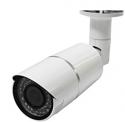 HD-TVI 960p Bullet Camera, 1.3 Megapixel CMOS - White or Grey Metallic