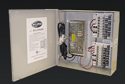 12VDC Power supply, 16 Channels