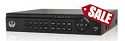 8 Channel Hybrid Recorder -  1080P AHD/960H + 1IP DVR HDMI 1HDD Bay