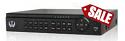 8 Channel Hybrid Recorder -  1080P AHD/960H + 1IP DVR HDMI 1HDD Bay