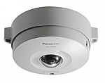 Panasonic - WV-SW458 - 360° Vandal Resistant IP Dome PTV Camera