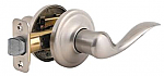 Kwikset 720TNL Tustin Passage Door Leverset from the Signature Series