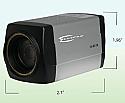 HD SDI 1080P Box Camera