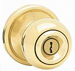 Kwikset Circa Entry Lockset - Grade 2