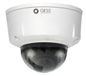 "1/3"" CMOS, 3MP, IP Indoor Vandal Resistance Dome Camera"