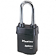 Master Lock Weather Tough Padlock No. 6121KALJ - 2-1/2 inch Shackle