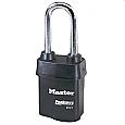 Master Lock Weather Tough Padlock No. 6121KALJ - 2-1/2 inch Shackle