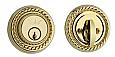 Yale Medallion Single Cylinder Deadbolt
