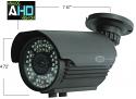 Analog High Def Outdoor IR Bullet Camera