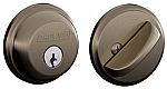 Schlage Single Cylinder Deadbolt Lock - Grade 1