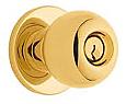 Schlage Orbit Door Knobset - Grade 2 - Communicating