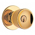 Schlage A-Series Tulip Door Knobset - Grade 2 - Privacy