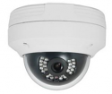 Weatherproof Outdoor IP Dome Camera - 4.0 Megapixel