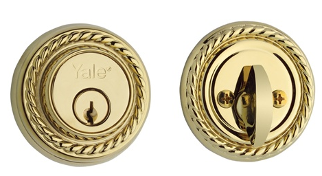 Medallion Deadbolt