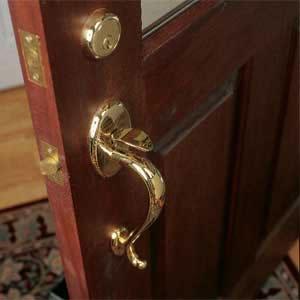 Front Door Lock Types
