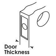 Door Thickness